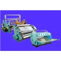 HY-Products-DM series two layer  corrugated board line