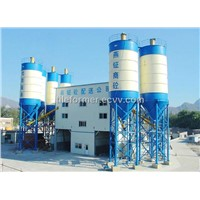 HZS Series Ready-Mixed Concrete Batching Plant / Concrete Mixer / Concrete Mixing Plant
