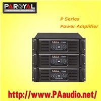 High Power Output Amplifier P4000
