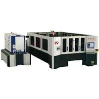 High Power and Precision CNC Laser Cutting Machine