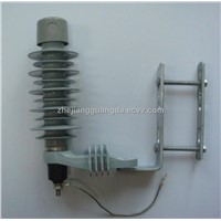 High Voltage Polymer Lightning Surge Arrester (HY10W)