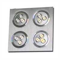 High quality 12w 800lm 6000k CE LED Ceiling Lamps