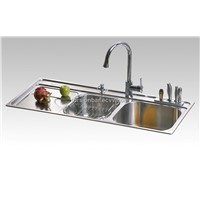 Humphry Top Seller Stainless Steel Kitchen Sink HFL-568-AA