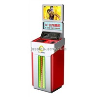 IC card ticket deposit machine