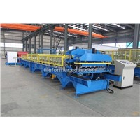 Wall & Roofing Corrugated Cold Forming Machine