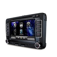 In-dash Car DVD Player  for Volkswagen Golf