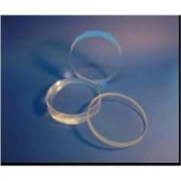 Infrared optical component,Optical Components,BaF2 bi convex lens, Optical crystal
