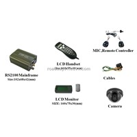 Intelligent GPS car alarm system/ car tracker/ car tracking systerm, TF card recording