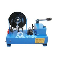 JKS160 Manual hose crimping machine