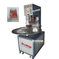 KBG-5000E High Frequency PVC Blister Packing Machine