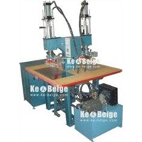 KBG-8000TAY Hydraulic High Frequency plastic welder