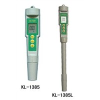 KL-1385 EC/CF/TDS Waterproof Conductivity Meter