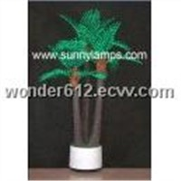 LED mini palm tree light