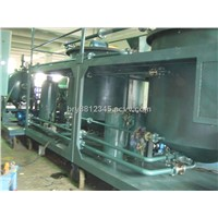 LYE Waste Engine Oil Regeneration Plant / car oil recycling machine