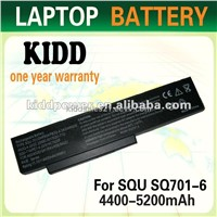 Laptop battery for For SQU SQ701