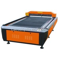 Laser cutting machine for cloth