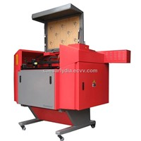 Laser engraving machine for art crafts
