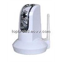 Megapixel PTZ IP  Wireless CCTV Equipment System support MSN server(TB-M005BW)