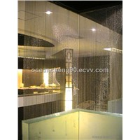 Metal Curtain Wire Mesh
