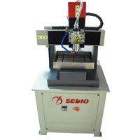 Mini CNC router for handicraft SD-3020
