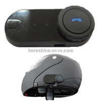 Motorcycle Bluetooth Intercom with 800 meter