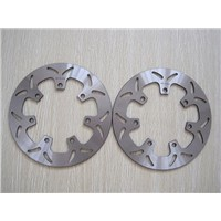 Motorcycle Solid Brake Disc Rotor (full set)