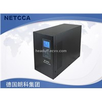 NETCCA UPS INVERTER AVR FOR SECURITY ALARM & MONITORING 2100W