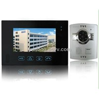 New 7inch Touch Screen Video Intercom