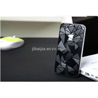 New arrival 3D diamond screen protector for iphone4&Iphone4s