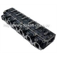 Nissan forklift spare parts Z24 Cylinder Head from China