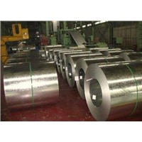 OEM 508mm S380 / S350 Hot Dip Double Size Galvanised Steel Coil