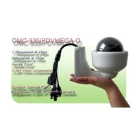Outdoor full HD 1080P 2 Megapixel Vandal Proof IP Dome camera