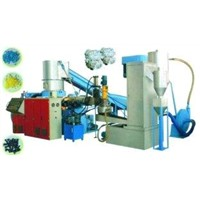 PET Film Recycling Pelletizing Line
