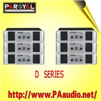 PRO Audio Amplifier (D9 Series)
