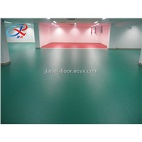 PVC Indoor Sports Court Floor