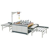 Paper PVC film laminating machine