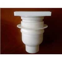 Patented ABS Floor Drain for Downflow Pipe DN 50/75