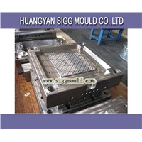 Plastic vegetable/tomato crate mould