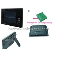 Portable 2.5 Inch or 3.5 Inch CCTV Monitor for Camera Testing