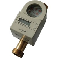 Prepaid Antidrip Contactless IC Card Water Meter