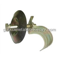 Pressed Coupler-Limpet Clamp Round