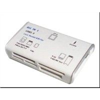 Promotional Computer Accessories ALL in1 Card Reader CR-02