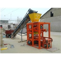 QHL4-25 small cheap price brick Machine (Hollow Brick Machine)
