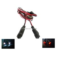 RC  Angel Eye LED Headlight with Switch for RC Car