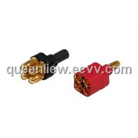 RC Power Connector Red/Black