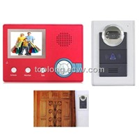 Recordable Wireless Video Door Intercom