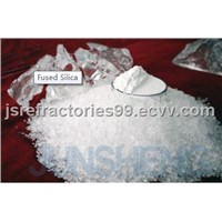 Refractories raw material Fused Silica