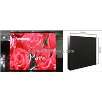 Rental Display Screen, P6 Indoor Full Color LED Display with 6mm Pixel Pitch, Sized 192 x 96mm