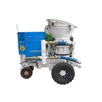 Risen PZ series Dry Shotcrete/Gunite Machine