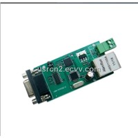 SERIAL RS232 TO ETHERNET TCP IP CONVERTER MODULE
